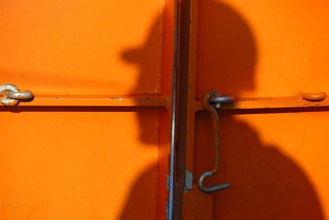 Autoportrait Orange