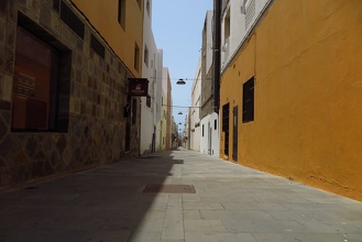 Street View in Morro Jable