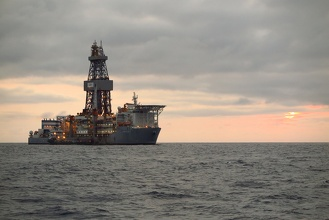 Drill Ship DS-7